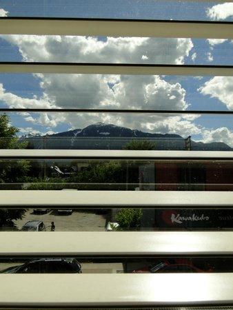 Regent Hotel: View