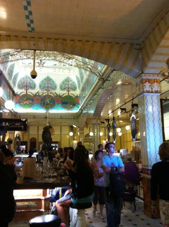Harrods : Beautiful Inside!