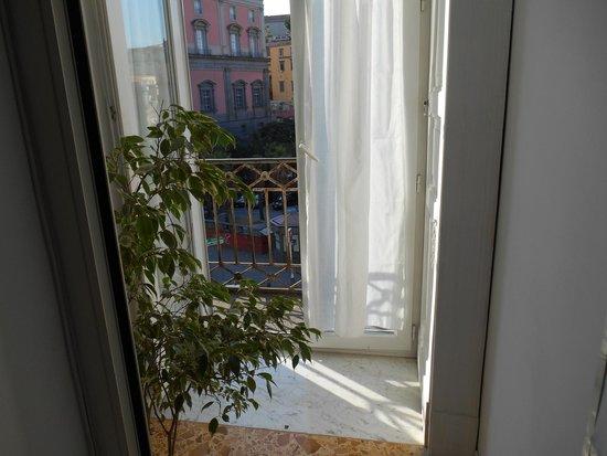 B&B al68 di Piazza Cavour : Прекрасный вид из окна