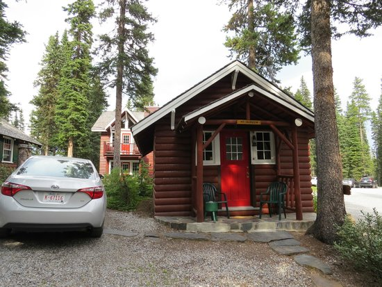 Paradise Lodge & Bungalows: Wilson cabin #2