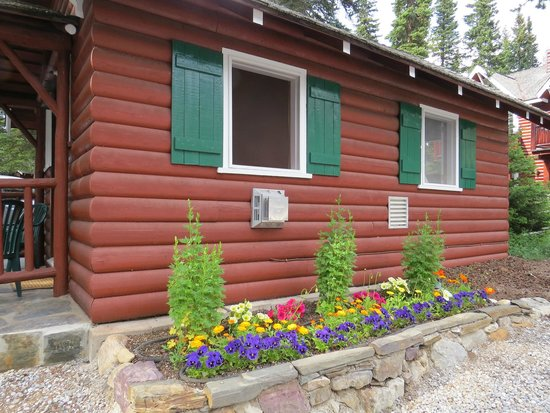 Paradise Lodge & Bungalows: nice landscaping