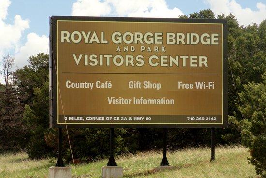 Royal Gorge Bridge and Park : Royal Gorge