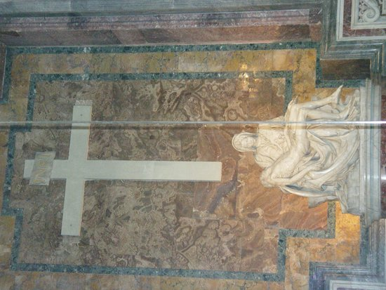 La Pieta: Amor de Maria por seu filho Jesus