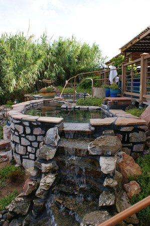 Riverbend Hot Springs: Hot Spring pools
