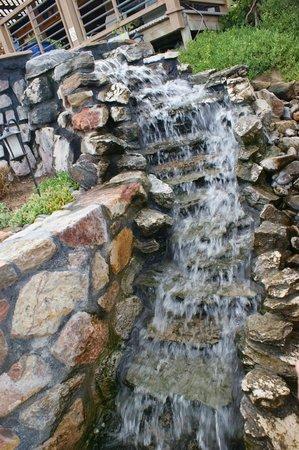 Riverbend Hot Springs : pools