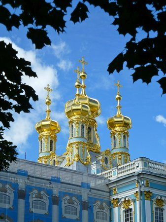 SPB Tours : Catherine Palace