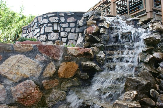 Riverbend Hot Springs: Hotspring pools