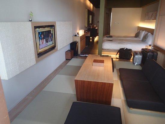Hotel Kanra Kyoto: Chambre double de luxe