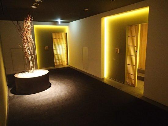 Hotel Kanra Kyoto: 3ème étage