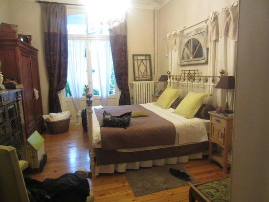 Cote Parc: Bedroom area