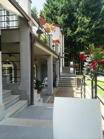 Hotel Abetaia : Hotel