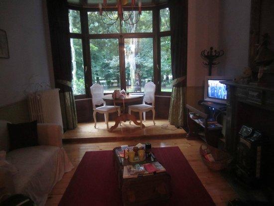 Cote Parc: Lounge area