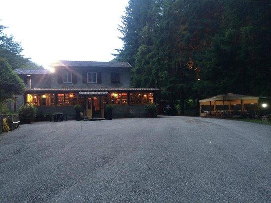 Hotel Abetaia : Restaurant