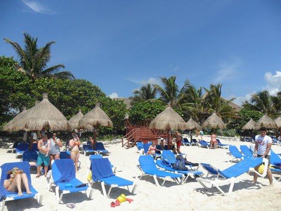 Grand Bahia Principe Tulum: Akumal beach
