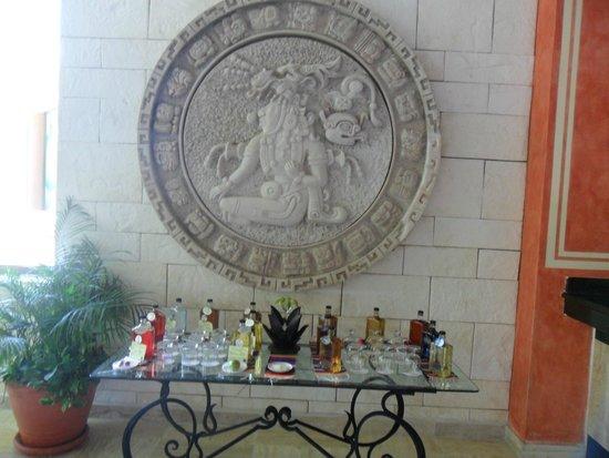 Grand Bahia Principe Tulum: Tequila bar Akumal