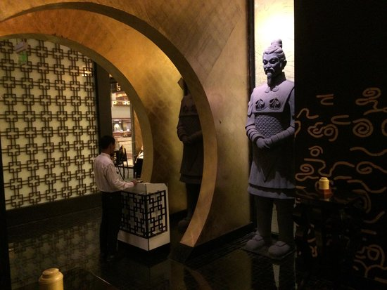 Piccadily Hotel New Delhi: Restaurant 'Zune'