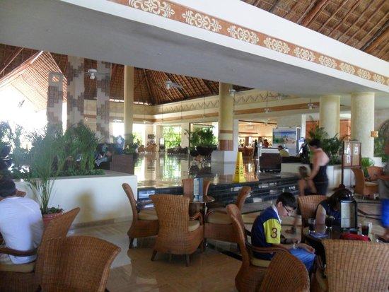Grand Bahia Principe Tulum : Lobby