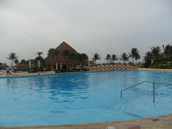 Grand Bahia Principe Tulum : Tulum pool