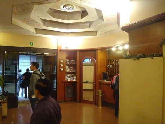 Soperga Hotel : Recepção