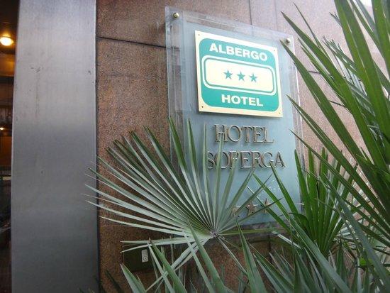 Soperga Hotel : Frente do Hotel