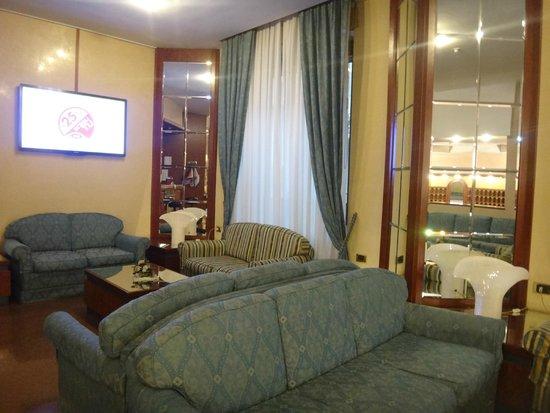 Soperga Hotel : Sala de estar