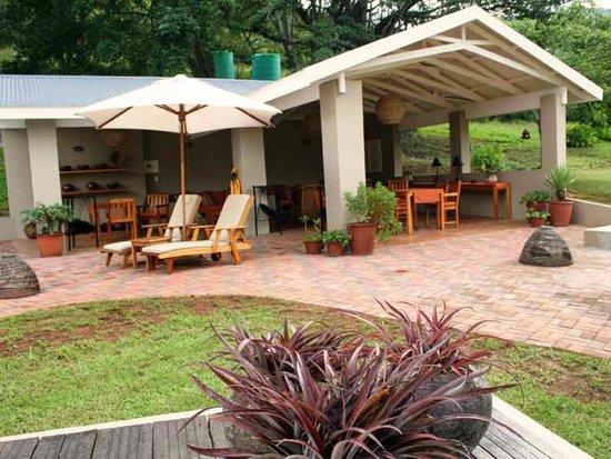 Madi a Thavha Mountain Lodge: Lapa