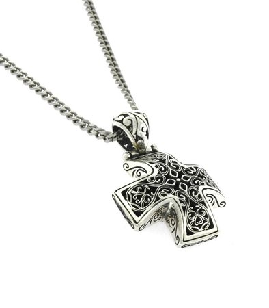 Oneiro Jewelry: Αncient Handmade Cross