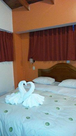 Tikawasi Valley Hotel : Quarto