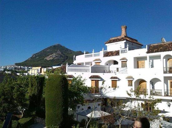 Hotel Maria Luisa: hotel