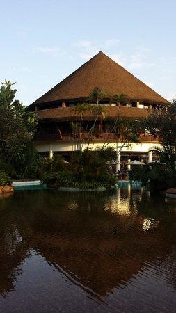 Safari Park Hotel: Restaurante