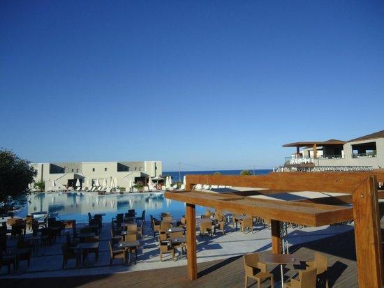 Sentido Port Royal Villas & Spa: Pool and Hotel
