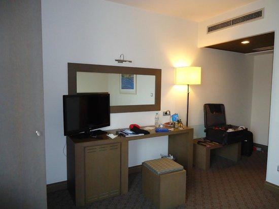 Amalia Hotel: Room amenities