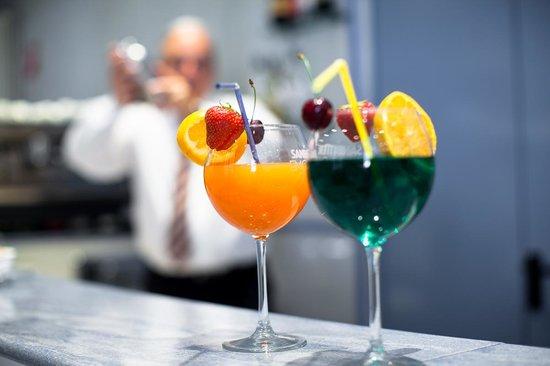 Hotel Belsoggiorno Sanremo : Lobby bar
