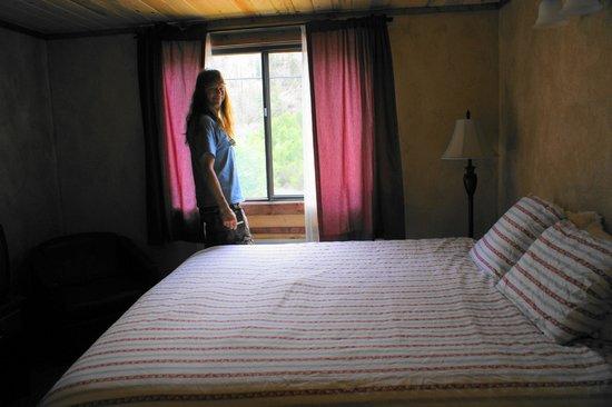 Little Toad Creek Inn & Tavern: The room