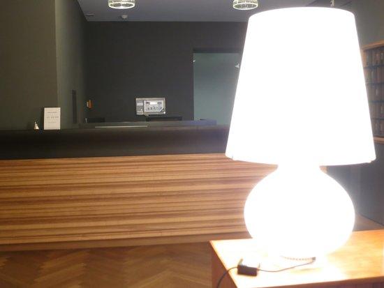 Parkhotel Bellevue: Reception