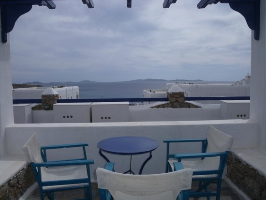 San Marco Hotel : vue depuis notre balcon