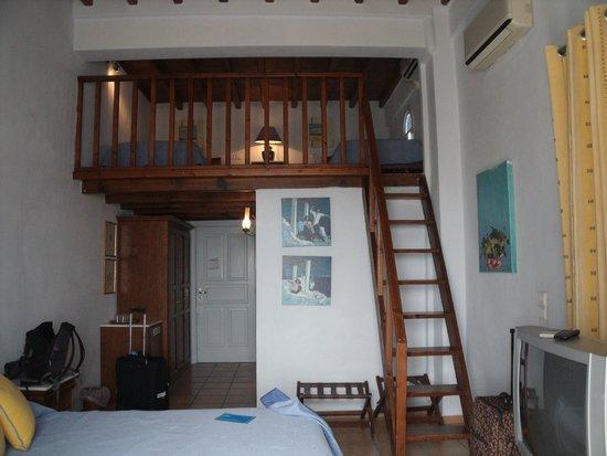 San Marco Hotel : la chambre