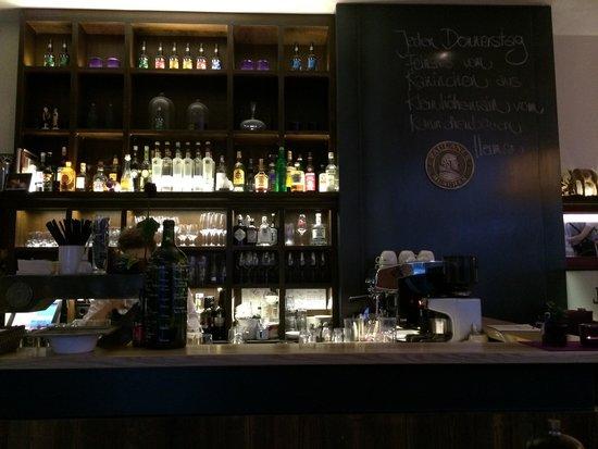 Zwickl - Gastlichkeit am Viktualienmarkt: Bar