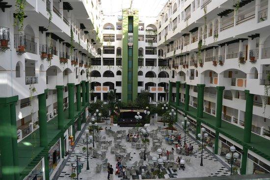 Hotel Bahia Serena: Interior