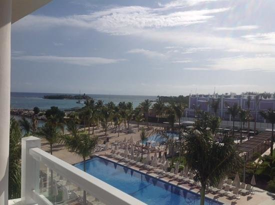 Hotel Riu Palace Jamaica: our view...... perfect!!!!