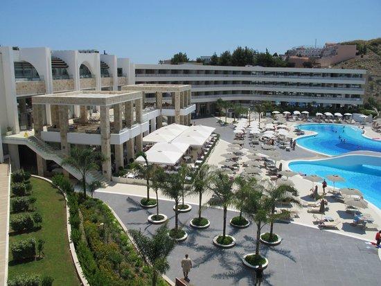 Princess Andriana Resort & Spa : Wunderschöne Anlage