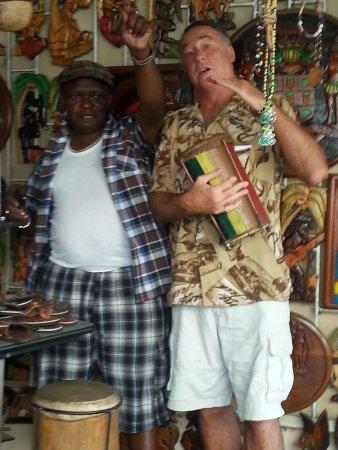 The Jamaica Pegasus Hotel: Neighborhood Charm