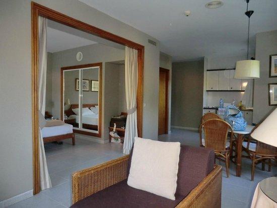 Aparthotel HG Jardin de Menorca: Quarto