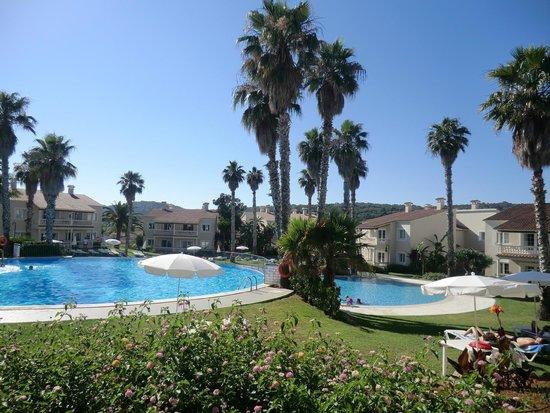 Aparthotel HG Jardin de Menorca: Piscinas