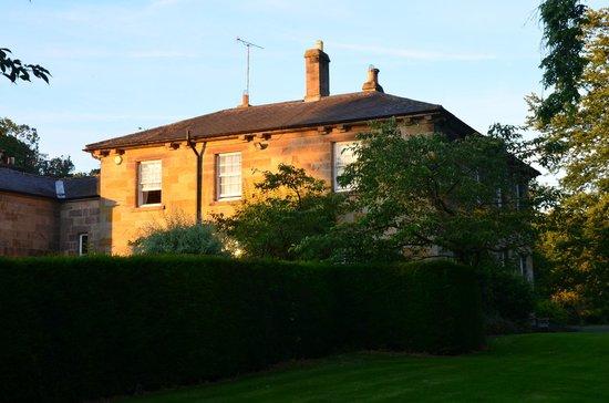 Chatton Park House: Sunset