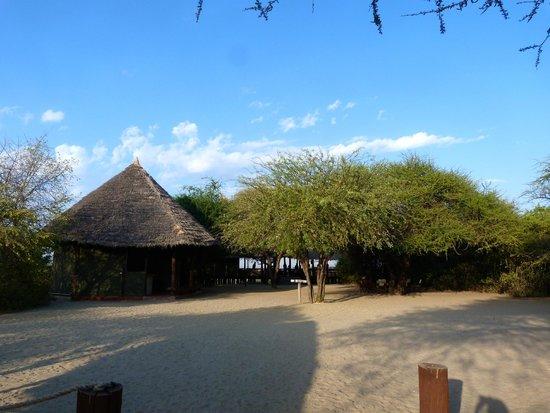 Lake Burunge Tented Camp : Hotel