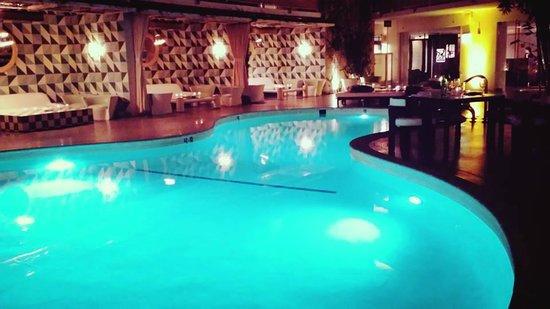 Avalon Hotel Beverly Hills : esterno ristorante