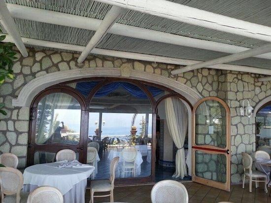 Sorriso Thermae Resort & Spa: Il tufo!