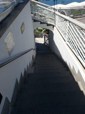 Sorriso Thermae Resort & Spa: Verso il tufo