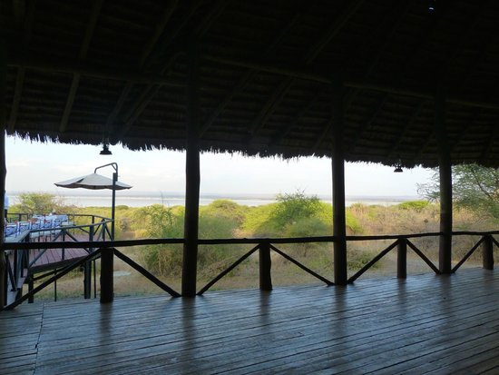 Lake Burunge Tented Camp : Cottage